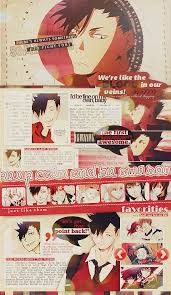 mal profile layouts kuroo tetsurou layout by notmi on deviantart