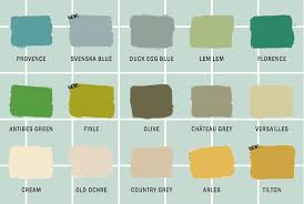 Prestige Paint Colour Chart What Exactly Is Chalk Paint Everything You Need To Know