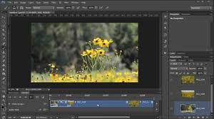 Photo Edit How To Edit Video In Photoshop Cs6 Youtube