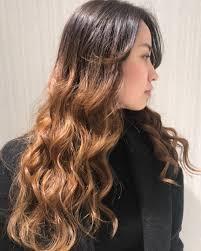 Niki Arakakiさんのヘアスタイル 外国人風グラデーションカラー