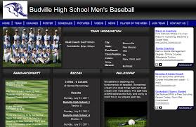 Baseball Websites Templates Free Baseball Team Website Templates 9 Best Baseball Wordpress