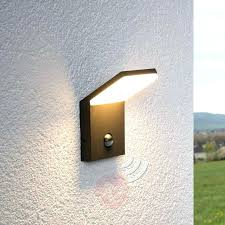 outdoor led dusk to dawn light outdoor wall mount light with motion sensor led w