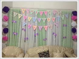 Cartolina Paper Design Birthday Party Banner The Sweet Life