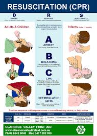 Resuscitation Chart Pdf Autoe Cpr Resuscitation Chart Large Sign Sticker Pvc True