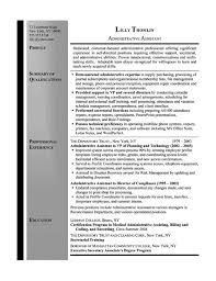 Administrative Secretary Resume Sample Best of Administration Skills Resume Examples Dogging 244ce24479e244ab24