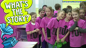 This pink shirt day, our focus is working together and treating others with dignity and respect. What Is Pink Shirt Day Explore Awesome Activities Fun Facts Cbc Kids