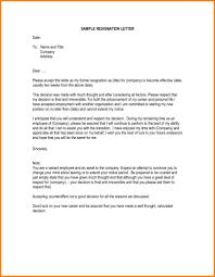 Letter Format For Voluntary Retirement New Employment Resignation ...
