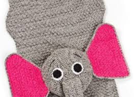 Elephant Rug Crochet Pattern Extraordinary Free Pattern] Your Toddler Will Love Relaxing On This Adorable