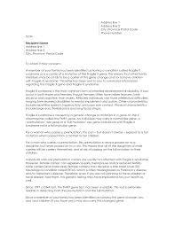 Proper Greeting For Cover Letter Proper Cover Letter Example