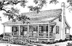 Carolina Cottage   J  Dean Winesett   Southern Living House Plans