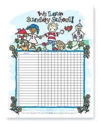 Modal Title Sunday School Attendance Forms Template Excel – Stiropor ...