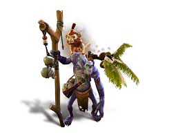 witch doctor wallpapers hd download desktop witch doctor dota 2