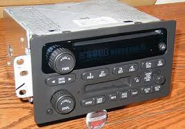 oem radios vehicle radio electronic original replacement parts 2003 2006 gm chevy