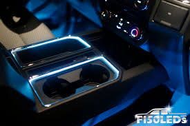 ambient interior lighting. 2018 Ford Mustang Ambient Lighting Best Of 2015 18 F150 Interior Cup Holder Ring Light Kit 1