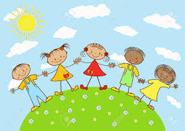 Image result for happy kids cartoon images