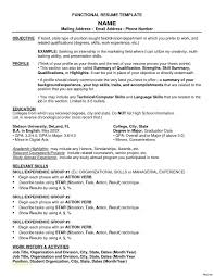 Social Work Resume Templates Free With Resume Template Free Bination