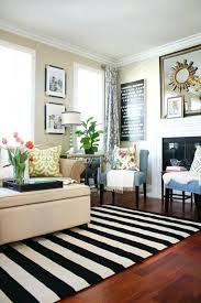 black and white striped rug black and white striped rug 9x12