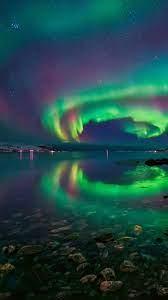 For those of you who love aurora borealis. Aurora Borealis Norway Iphone Wallpaper Sheikhalove Iphone Wallpaper
