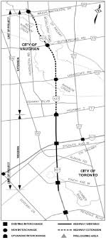 Highway 427 Expansion – City of Toronto