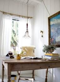 country home office. Natural Light, Worn Woods, Reclaimed Furniture, Rustic, Country Home Office, Drop Office