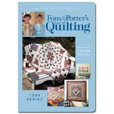 Quilting Arts Tv Series 1200 & Art Quilts – Judy Coates Perez & Fons & Porter's