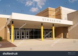 Gymnasium Exterior Design Exterior Gymnasium Entrance School Stock Photo Edit Now