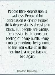 Depression Quotes Amazing Depression Quotes And Sayings About Depression HealthyPlace