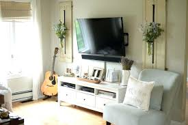 wall above tv wall decor above awesome how to decorate around your like a pro living
