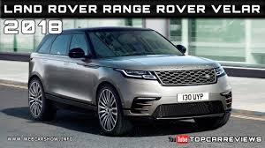 2018 land rover velar specs. exellent velar 2018 land rover range velar review rendered price specs release date for land rover velar specs s