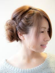 アッシュサイドアップの人気ヘアスタイルおしゃれな髪型画像 Stylistd