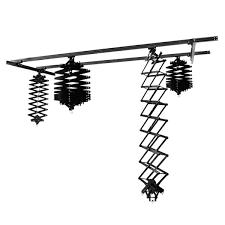 studio track lighting. Photography Studio Ceiling Track System Premium Pantograph Rail | LS-Photo Lighting
