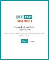 The 25 Most Common Spanish Reflexive Verbs