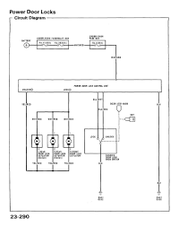 wiring diagram for power door locks the wiring diagram diy 92 95 eh eg ej jdm edm lhd power door