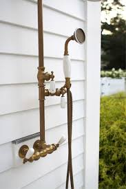 outdoor shower hardware 222 best flow images on