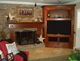 corner entertainment center for flat screen pictures | Custom ...