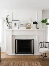 Mantle Without Fireplace Modern Shaker Style Fireplace Mantel Shelf For The Home