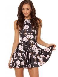 Floral Pattern Dress Best Decorating Design