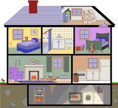 Fresh House Rooms Inside House