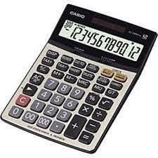 Casio Hesap Makinası 14 Hane . Tax , 300 İşlem Kontrol , Büyük Boy Dj-220 D  Plus