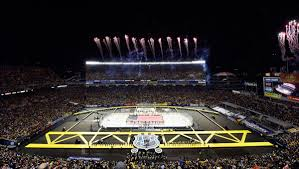 Stadium Series Heinz Field Seating Chart Stadium Series More Than Just A Game For Players Fans
