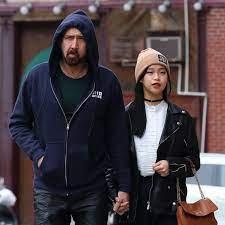 Nicolas Cage traut sich zum 5. Mal ...