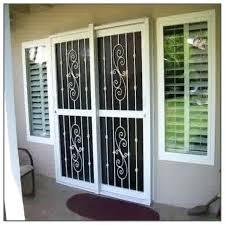sliding glass door security sliding glass door security gate contemporary sliding glass door security gate classy