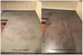 Thinset Concrete Countertops Kitchen Remodel Phase 1 Ardex Countertops Faux Crete Over