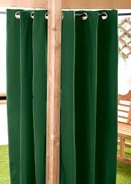 waterproof outdoor curtain eyelet panel 55 034 garden