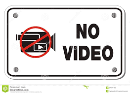 Image result for no video