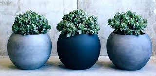 tall plant pots outdoor plant pots large for exterior hanging plants tall planters garden tall