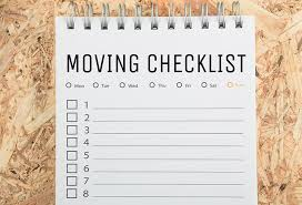Moving Into A New House 10 Point Checklist For A Easy Move
