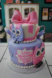 Making The Right Owl Baby Shower Cake  Party XYZOwl Baby Shower Cakes For A Girl