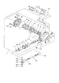 Drive shaft parts diagram yamaha timberwolf 250 2 wd yfb 250 d