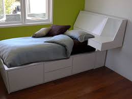 twin platform bed with drawers. Bedroom Inspiration: Twin Platform Bed Frame With Storage Beautiful Drawers